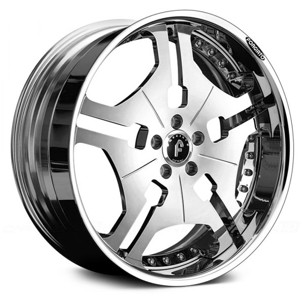 FORGIATO® - FIA B Step Forging Chrome