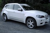 FORGIATO® - FORCELLA Custom Painted on BMW X5
