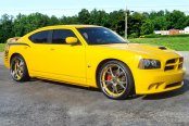 FORGIATO® - FORCELLA Custom Painted on Dodge Charger