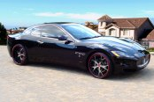 FORGIATO® - FORCELLA Custom Painted on Maserati Granturismo