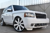 FORGIATO® - OTTO Custom Painted on Land Rover Range Rover