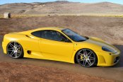 FORGIATO® - PINZETTE Custom Painted on Ferrari F430