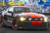 FORGIATO® - PINZETTE Custom Painted on Ford Mustang