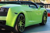 FORGIATO® - PINZETTE Custom Painted on Lamborghini Gallardo