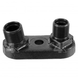 Four Seasons® - Cast Iron A/C Compressor Suction and Discharge Cast Iron Fitting Adapter