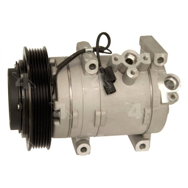 Acura TSX 2010-2012 A/C Compressor With Clutch