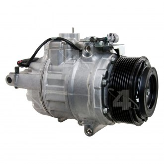 Four Seasons® 198361 - A/C Compressor with Clutch