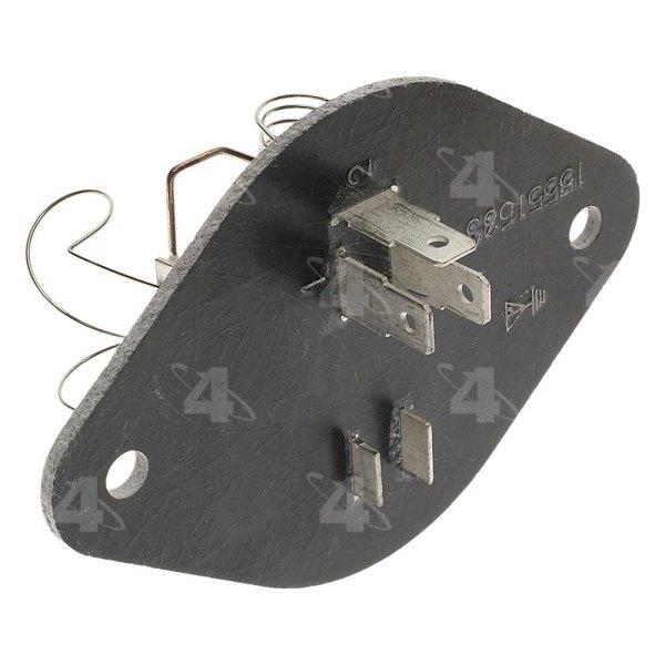 Four seasons gmc suburban 1993 hvac blower motor resistor for Suburban furnace blower motor replacement
