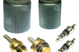 Four Seasons® - A/C System Valve Core and Cap Kit