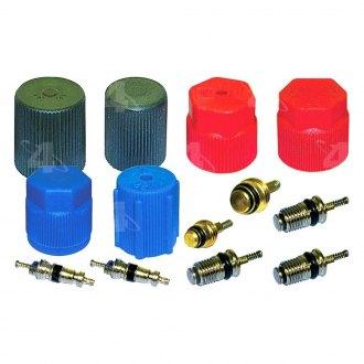 Four Seasons 26784 Cap /& Valve Air Conditioning System Seal Kit