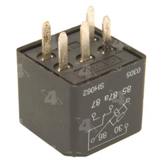 Four Seasons® - Engine Cooling Fan Motor Relay