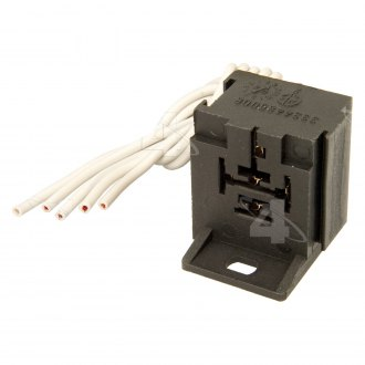 Four Seasons® - A/C Clutch Control Relay Harness Connector