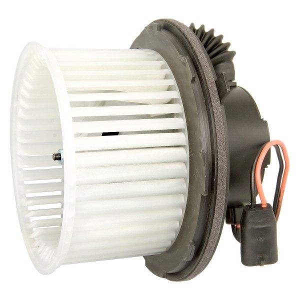 Four seasons gmc sierra 2008 hvac blower motor for Suburban furnace blower motor replacement