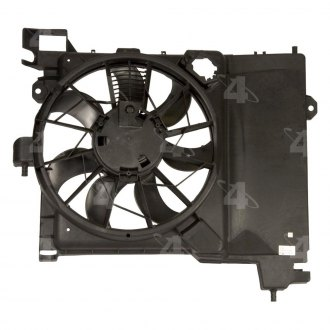 Four Seasons® - A/C Condenser Fan Motor Assembly