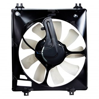 Four Seasons® - Right A/C Condenser Fan Assembly