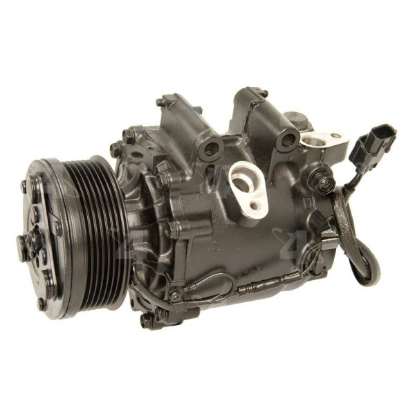 Four seasons honda civic with trse07 compressor 1 8l for Honda civic ac compressor replacement cost