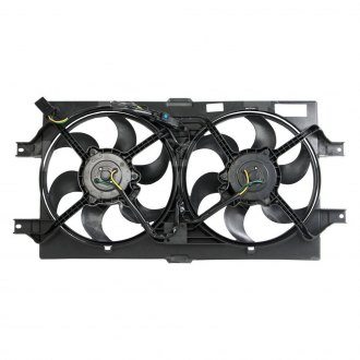 Four Seasons® - Radiator Fan Motor Assembly