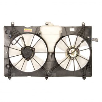 Four Seasons® - Dual Radiator and Condenser Fan Assembly