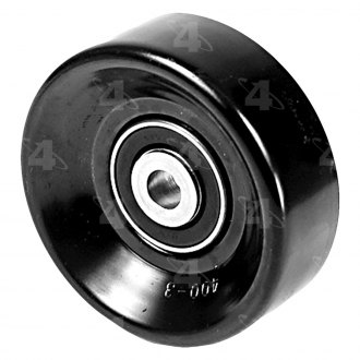 Four Seasons® - Smooth Smooth Steel Drive Belt Idler Pulley