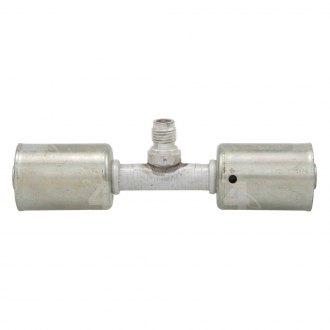 Four Seasons 14310 Aluminum Straight Splicer A//C Refrigerant Hose Fitting