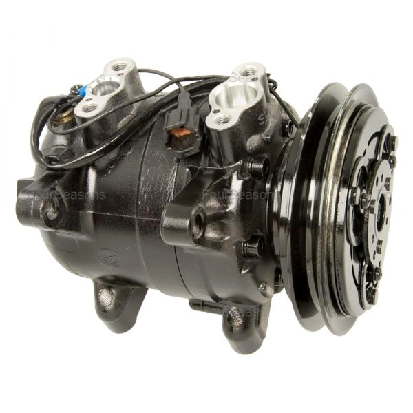 REMAN A//C Compressor w//Clutch for Nissan Frontier Xterra 2000-2004