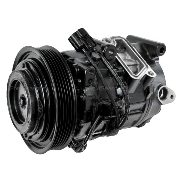 Acura RL With Factory Compressor Type