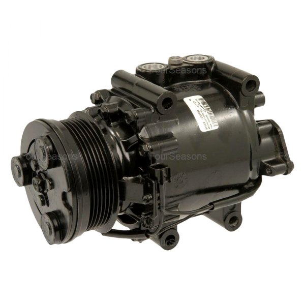 NEW A//C Compressor w//Clutch Ford  Five Hundred Freestyle Mercury Montego