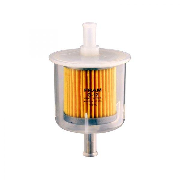 fram reg g12 in line gasoline fuel filter fram g12 fuel filter fram c1110pl fuel filter #1