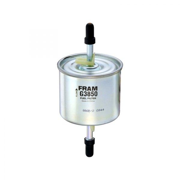 fram reg g3850 in line gasoline fuel filter fram fuel filter g3850
