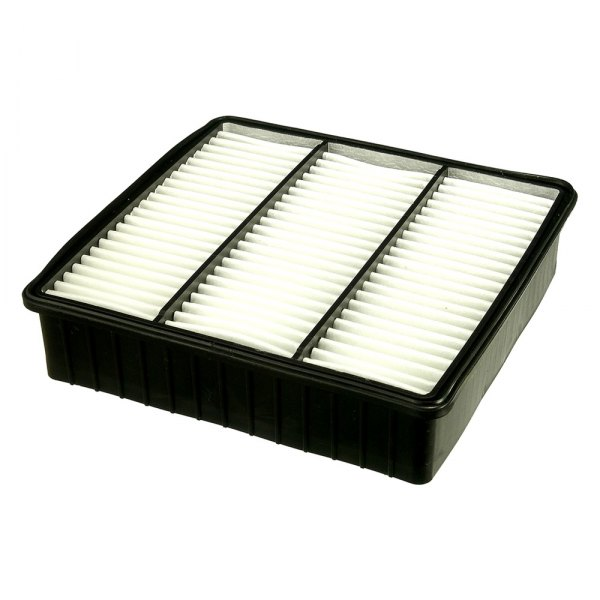 Mitsubishi Lancer 2012 Air Filter Panel: Extra Guard™ Rigid Panel Rectangular Air Filter