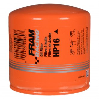 FRAM® - HP™ Spin-On Canister High Performance Oil Filter