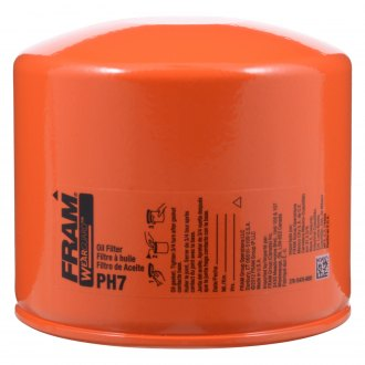 FRAM® - Extra Guard™ Long Oil Filter