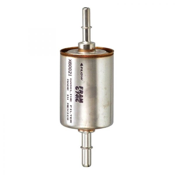 [SCHEMATICS_49CH]  Fram® G7416 - In-Line Gasoline Fuel Filter | Fram 3 8 Fuel Filter |  | CARiD.com