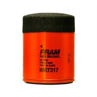 FRAM® - High Mileage™ Full-Flow Spin-on Oil Filter
