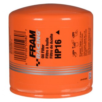 FRAM® - High Performance Spin-On Canister Oil Filter