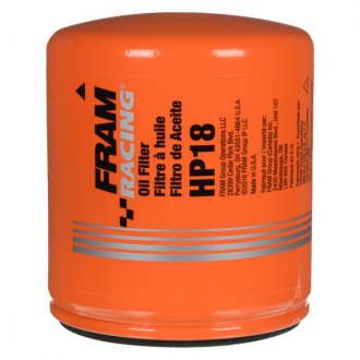 FRAM® - HP™ High Performance Spin-On Canister Oil Filter
