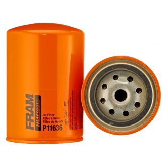 FRAM® - By-Pass Heavy Duty Spin-On Lube Oil Filter