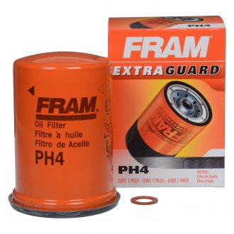 FRAM® - Extra Guard™ Dual Silencer Oil Filter
