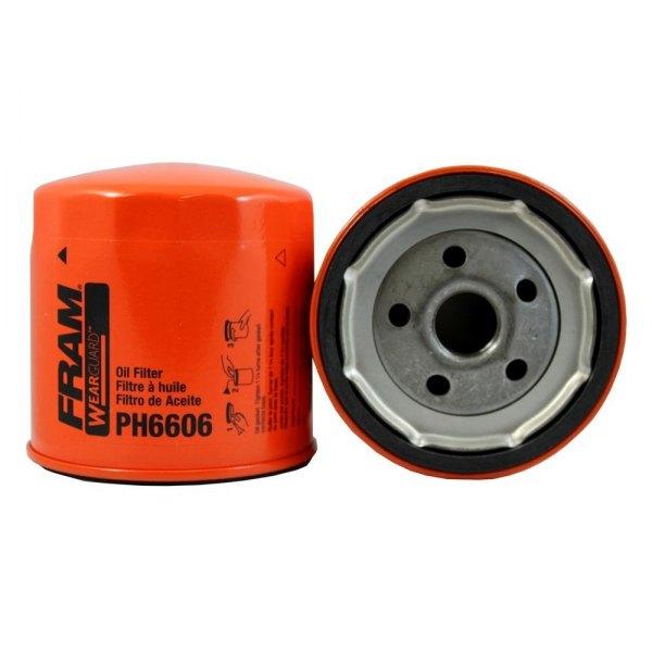 Fram Ph6606 Extra Guard Engine Oil Filter