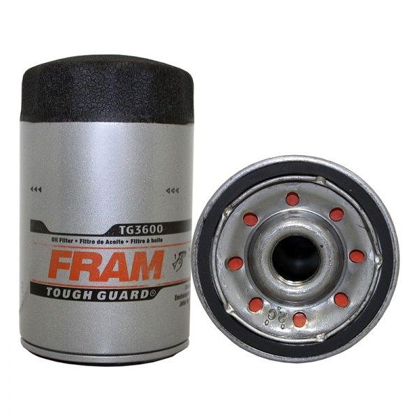 Fram Tg3600 Tough Guard Engine Oil Filter