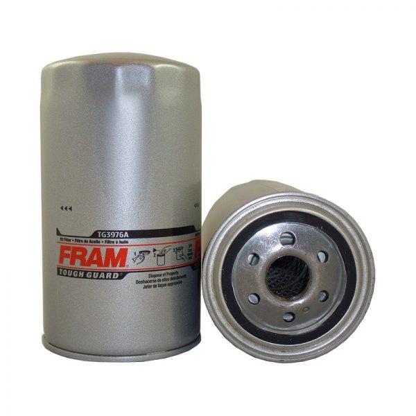 Fram Tg3976a Tough Guard Engine Oil Filter