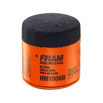 FRAM® - High Mileage™ Short Spin-On Oil Filter