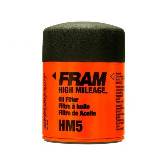 FRAM® - High Mileage™ Long Spin-On Oil Filter