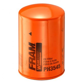 FRAM® - Canister Cellulose/Synthetic Blend Heavy Duty Spin-On Lube Oil Filter