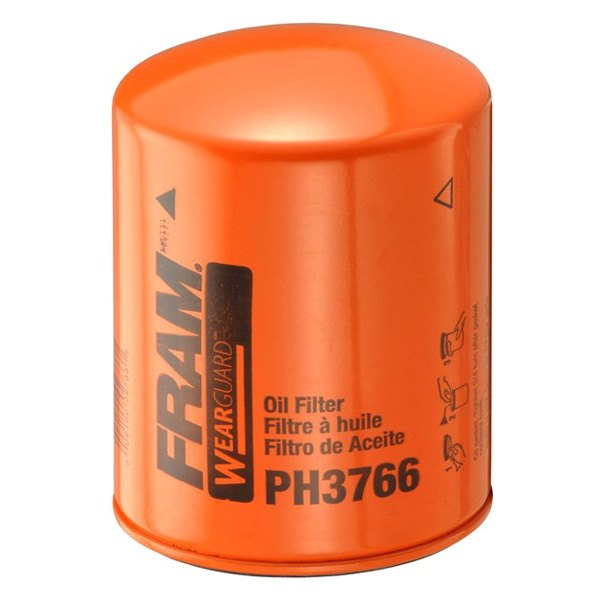 Fram Canister Cellulose Synthetic Blend Heavy Duty Spin On Lube Oil Filter