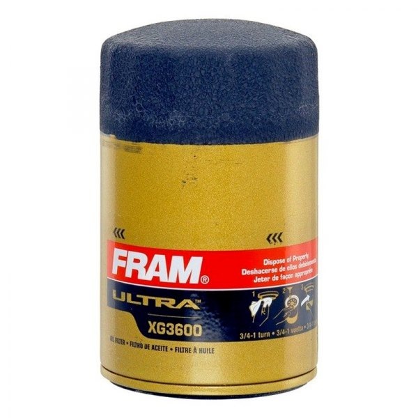 Fram Ultra Synthetic Spin On Oil Filter