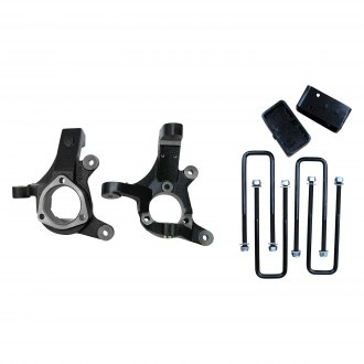 "Freedom Off-Road® - 3"" Lift Front Driver and Passenger Side Spindle Kit"