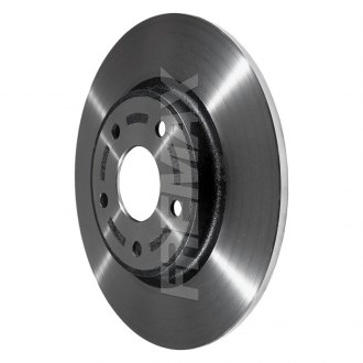 Fremax® - Solid Rear Brake Rotor