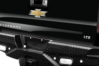 Frontier Truck Gear® - Diamond Series Rear Bumper
