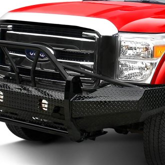 Frontier Truck Gear® - Xtreme Series Full Width Front HD Bumper